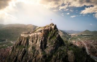 Türkiye'nin Eşsiz Güzellikleri Dronla Fotoğraflandı