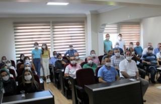 Ferizli Belediyesi Personel Bayramlaşması Yapıldı