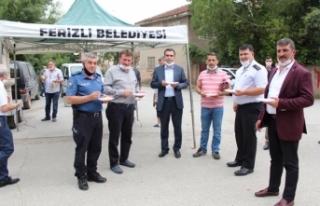 Ferizli'de 15 Temmuz Demokrasi Ve Milli Birlik Günü...