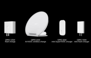 OPPO Yeni Hızlı Şarj Teknolojilerini Tanıttı