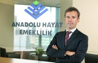 N.Cem Özcan, Anadolu Hayat Emeklilik Genel Müdür...