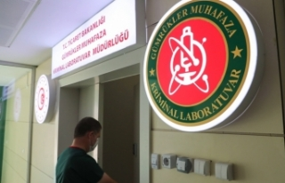 """Ticaret Bakanlığının İlk """"Kriminal Laboratuvarı""""..."""