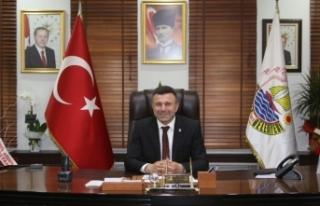 Başkan Özen'den İlk Öğretim Haftası Mesajı
