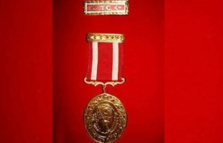 Devlet Övünç Madalyası Tevcih Töreni