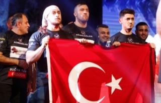 Dünya Şampiyonu Buğra Tugay Erdoğan'ın Fizik...