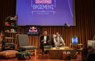 Gençlerin fikirleri Red Bull Basement ile hayata...