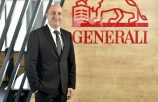 Generali Sigorta'nın yeni CEO'su Sylvain Ducros...