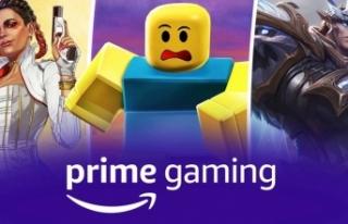 Prime Gaming ile popüler oyun ve oyun içi içeriklere...