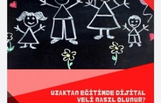 Sakarya MEM'den 'Uzaktan Eğitimde Dijital Veli...
