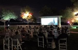 Sapanca'da Sinema Akşamları Devam Ediyor