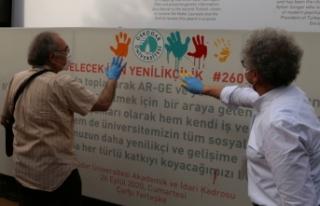 """Üsküdar Üniversitesi, """"AR-GE ve Yenilikçi Politikalar""""a..."""