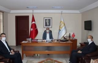AK Parti Arifiye İlçe Başkanlığından Başkan...