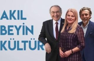 """""""Akıl, Beyin, Kültür"""" her Pazar TV100'de"""