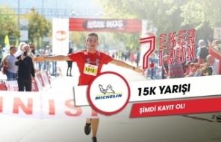 Michelin Türkiye, Eker I Run Sanal Yarışı'nın...