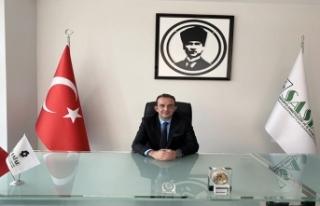 SASİAD Başkanı Karayaka 29 Ekim'i kutladı