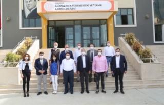 SATSO Mesleki ve Teknik Anadolu Lisesi'nde Bilişim...