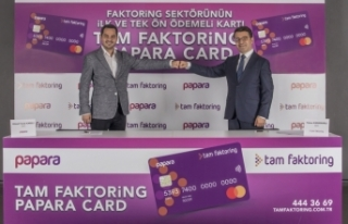 Tam Faktoring Papara Card