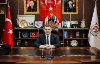 """""""Başkan İshak Sarı'dan 24 Kasım Öğretmenler..."""