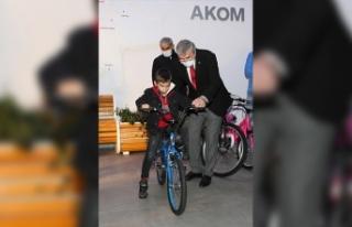 Bisiklet farkındalığı şehrimizin tamamına yayılacak