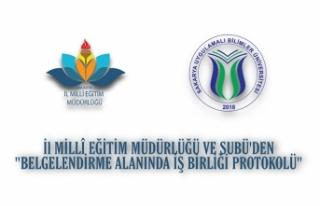 İl Millî Eğitim Müdürlüğü ve SUBÜ'den Eğitimde...