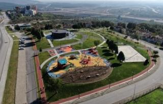 Karaman Engelsiz Millet Bahçesi açılıyor