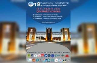 18. Uluslararası Türk Dünyası Sosyal Bilimler...