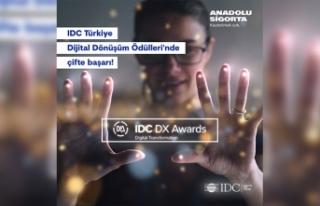 Anadolu Sigorta'ya IDC Türkiye'den 2 Ayrı Dijital...