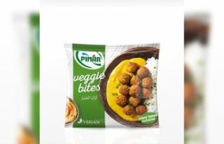 Pınar Et'ten yepyeni vegan ürünler: Pınar Falafel...