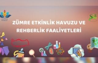Sakarya MEM'den Zümre Etkinlik Havuzu ve Rehberlik...