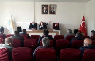 Arifiye Belediyesi 2021 Yılı Ocak Ayı Meclis Toplantısı