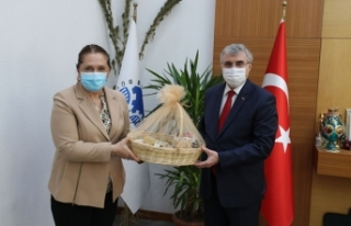 Kosova ile ticari ve tarımsal işbirliğimizi daha...