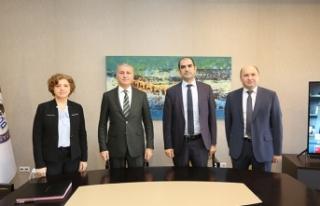 SATSO ve Halkbank'tan Tedarik Zincirine Güç Katacak...