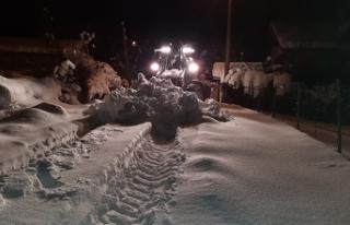 Ferizli'de kapalı yol kalmadı