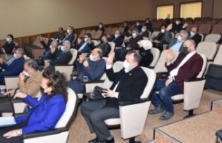 Erenler'de Mart ayı meclisi gerçekleşti