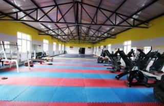 Karapürçek İlçe Spor Güreş ve Judo Salonları...