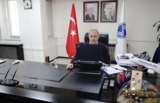 Rektör Savaşan 'Uluslararası İslami Sigortacılık...