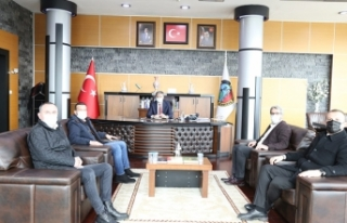 SATSO 16. Meslek Komitesi'nden Başkan Alemdar'a...