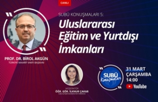 Türkiye'nin uluslararası eğitim vizyonu konuşulacak