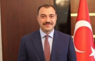 Valimiz Sayın Çetin Oktay Kaldırım'ın Miraç...