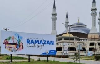 Adapazarı'nda Ramazan #SeninleGüzel