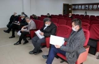 Arifiye Belediyesi Nisan Ayı Olağan Meclis Toplantısı...