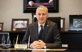 Başkan Altuğ'dan Ramazan Ayı mesajı