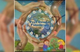 Budaklar İlkokulundan Yeşil Umut eTwinning Projesi