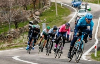 Büyükşehirli bisikletçi Vitaly Buts 'Dağların...