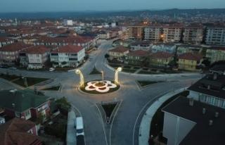 Karasu Belediyesi Peyzaj Çalışmalarına Devam Ediyor