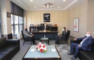PSB Anatolia 2021 Fuarı için işbirliği imzaları...