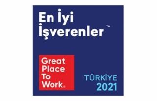 Sepaş Enerji, Türkiye'nin En İyi İşverenleri...