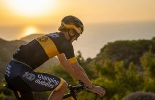 Tip1 Diyabetli Takım Cumhurbaşkanlığı Bisiklet...