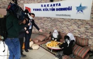 """TRT Ekibi Sakarya'da """"ADAPAZARI GABAK'ğını..."""