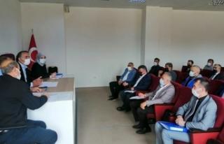 Arifiye Belediyesi Mayıs Ayı Olağan Meclis Toplantısı...